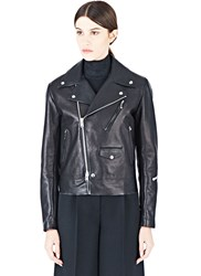 Yang Li Perfecto Leather Jacket
