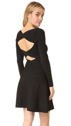 Club Monaco Shinaede Dress Black