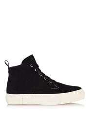 Eytys Odyssey Canvas High Top Trainers