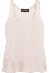 By Malene Birger Ibonna Stretch Silk Satin Tank