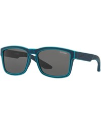 Arnette Sunglasses An4220 Turf Blue Matte Grey