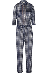Lemlem Printed Cotton Voile Jumpsuit