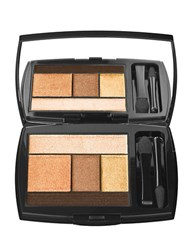 Lancome Color Design Eye Brightening All In One 5 Shadow And Liner Palette Bronze Amour