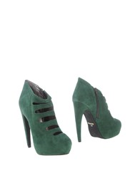 Jeffrey Campbell Footwear Shoe Boots Women Emerald Green