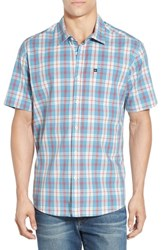 Men's Quiksilver 'Everyday Check' Regular Fit Plaid Shirt