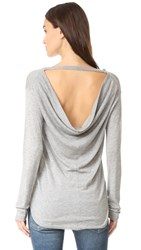 Skin Eames Sweater Heather Grey