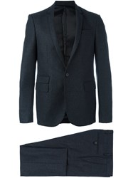Les Hommes Classic Two Piece Suit Grey
