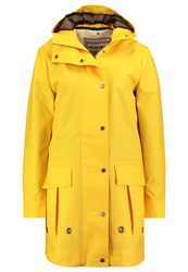 Hunter Fishing Parka Sowester Yellow