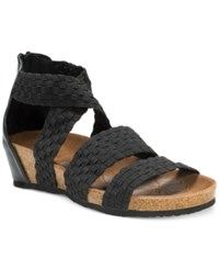 Muk Luks Elle Wedge Sandals Women's Shoes