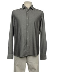 Altea Shirts Long Sleeve Shirts Men
