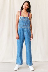 Urban Renewal Vintage Tommy Hilfiger Red Strap Overall Assorted