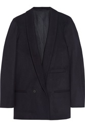 Lemaire Brushed Wool And Cashmere Blend Jacket