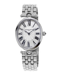 Ladies' Classics Art Deco Stainless Watch Frederique Constant