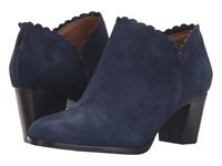 Jack Rogers Marianne Suede Midnight Women's Boots Navy