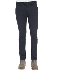 J Brand Jeans Brooks Slim Fit Chino Trousers Blue