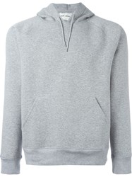 Our Legacy 'Single Hood' Sweater Grey