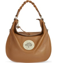 Mulberry Medium Daria Hobo Oak
