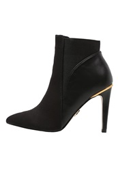 Lipsy Bailey Ankle Boots Black
