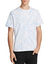 Ovadia And Sons Tie Dye Tee Blue