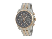 Citizen At9016 56H World Time A T Eco Drive 26 Time Zones Watch Rose Gold Two Tone Stainless Steel Chronograph Watches