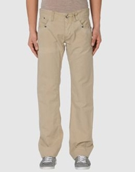 Tommy Hilfiger Denim Casual Pants Sand