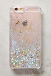 Anthropologie Ooh La La Confetti Iphone 6 Case Clear