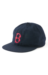 American Needle 'Boston Red Sox Statesman' Baseball Cap Red Sox Navy