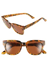 Electric Eyewear '40Five' 50Mm Sunglasses Granite Brown Melanin Bronze