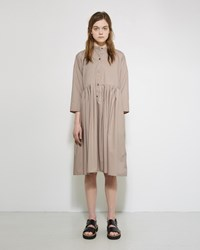 Sofie D'hoore Doksy Farmer Shirtdress Sand