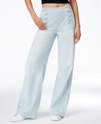 Rachel Rachel Roy Dusty Blue Wash Sailor Jeans