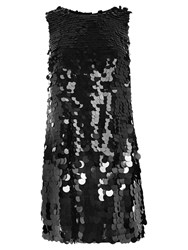 Coast Minstrella Cocktail Dress Black