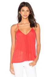 Amour Vert Giselle Tank Coral