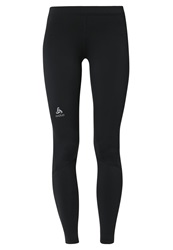Odlo Warm Sliq Tights Black