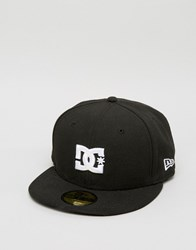 Dc Empire Starter Cap Black