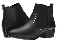 Yosi Samra Daryll Tuscany Leather Boot With Stud Detail Black Women's Boots