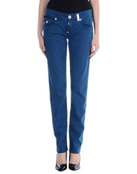 High Jeans Brick Red