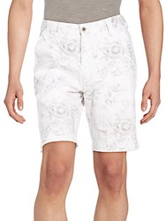 Robert Graham Bahia Paisely Print Shorts Multi