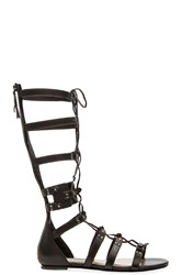 Twelfth St. By Cynthia Vincent Franky Sandal Black