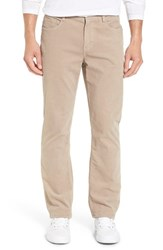 Vineyard Vines Men's Straight Leg Stretch Corduroy Pants Khaki