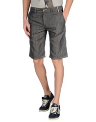 Diesel Black Gold Bermudas Grey