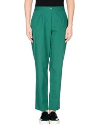 French Connection Trousers Casual Trousers Women Green