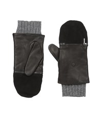 Echo Touch Color Block Glitten Gloves Black Extreme Cold Weather Gloves
