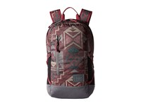 Burton Prospect Pack Canyon Print Backpack Bags Brown