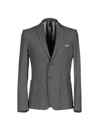 H Sio Suits And Jackets Blazers Men Black