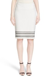 Women's St. John Collection Berber Knit Pencil Skirt