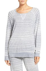 Daniel Buchler Women's Space Dye Sweatshirt