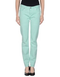 Good Mood Casual Pants Light Green