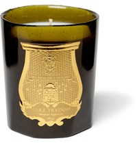Cire Trudon Trianon White Flowers Scented Candle 270G Green