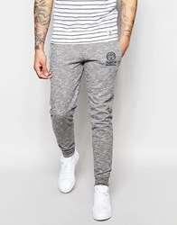 Franklin And Marshall Tracksuit Joggers Sport Grey Melange
