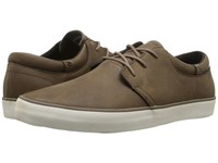 Rip Curl Patrol L Chocolate Coated Leather Men's Lace Up Casual Shoes Tan